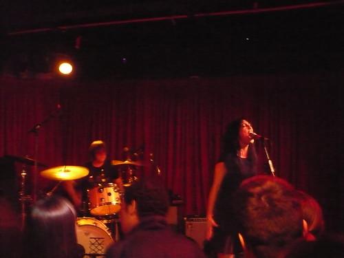 Nico Vega (2/20/09)