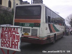 Dagupan Bus Co. lnc. 222 (Farinas_1 operated by the_sentinel872 V) Tags: tarlac camiling dbci dagupanbuscoinc hinorf pilipinashinobusbody