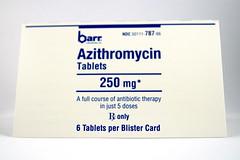 Azithromycin Z-Pak
