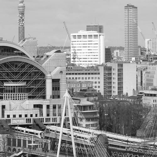 london eye skyline. London Eye Skyline | Flickr - Photo Sharing!
