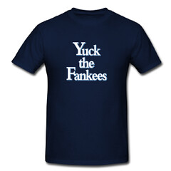 Yuck the Fankees