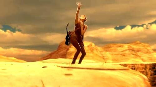 Miley Cyrus-The Climb-Stills by xoxokiaxoxo.