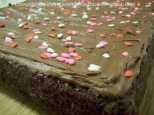 Supernatural Brownies