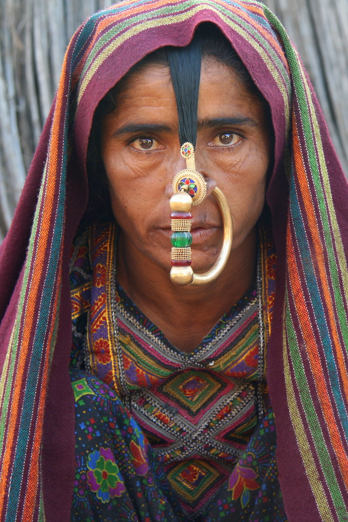 Asia - India / Jat - a tribe in Gujarat