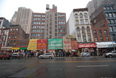 Shops on Canal Street by sabel, on Flickr
