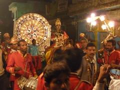 Shivratri celebration - Orchha
