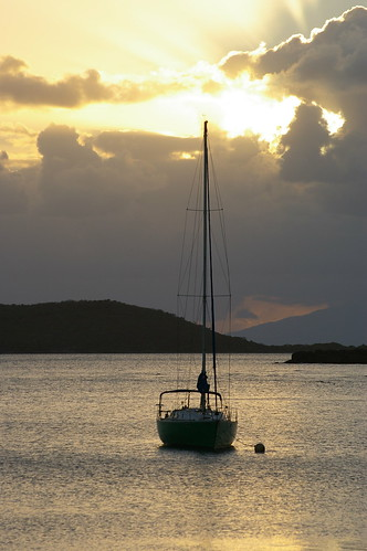 Sunset at Culebra