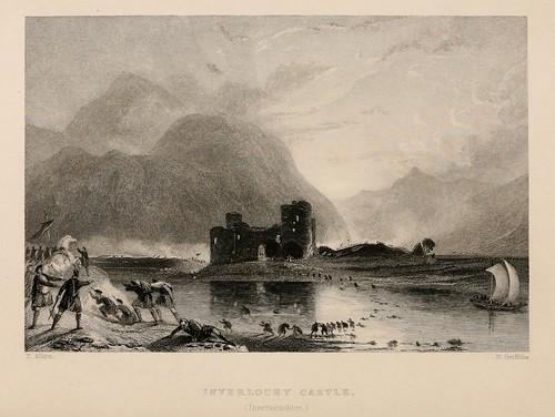 013- Castillo de Inverlochy