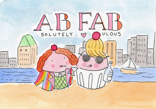 AB FAB Cupcakes: They're Legendary!