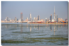 Kuwait City Beach ( Saleh AlRashaid / www.Salehphotography.net) Tags: city beach photo gulf outdoor duty middleeast free arab kuwait zone gcc kuwaiti q8 saleh  kuwaity         stateofkuwait  leefilters platinumphoto  alrashaid salehalrashaid salehphotographynet