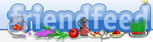 First Day of Spring (nowruz) FriendFeed Logo