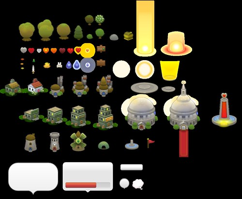 Danc's Miraculously Flexible Game Prototyping Graphics for Small Worlds SVG Version!!!