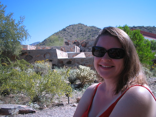 Taliesen West on Wednesday