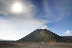surabaya46 (AyAres151) Tags: sunset sunrise indonesia landscape java desert hill bluesky mount westjava jawa surabaya bromo mountbromo mountsemeru eastjava