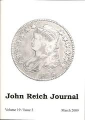 John Reich Journal 2009 March