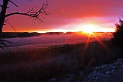 Sunrise on Quail Lake