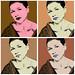 Selon Andy Warhol & Kimiko Powers