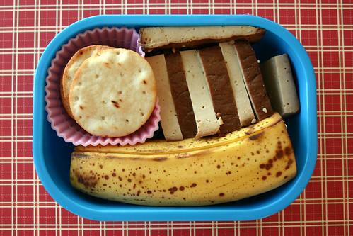 Preschooler Bento #154:  March 10, 2009