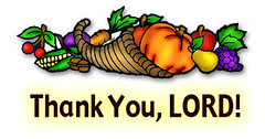 Thank You, Lord (WELS.net) Tags: thanksgiving religious you lord thank clipart thankful streams wels