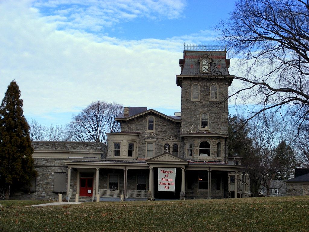 Woodmere Art Museum: Home of Charles Knox Smith