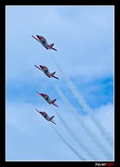 Patrulla Aguila, Aire06 (Carlos J. Teruel) Tags: espaa d50 casa nikon murcia patrullaaguila c101 aire06 casac101 xaviersam