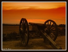 Blazing Sunset Cannon (Legacy Images) Tags: history tourism monument pennsylvania military union bluesky gettysburg civilwar battlefield nationalparkservice federal pickettscharge adamscounty cannons 1863 americanhistory battlefields historicsite gettysburgnationalmilitarypark robertelee americancivilwar warbetweenthestates southernhistory july13 18611865 statehistory nationalbattlefield gettysburgbattlefield civilwarbattlefield statehistoricsite nationalmilitarypark georgemeade civilwarhistory heritagetourism lewisarmistead georgepickett statehistoricsites warbetweenthestate nationalbattlefields civilwarphoto civilwarphotographs civilwarphotography cwpt09bf americancivilwarbattlefields confederatehistory july1863 civilwartourist civilwartourism easterntheater nationalmilitaryparks famousbattle richardgarnett northernsoil historytourism battlefieldcannons