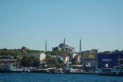 Mosque From Beyoglu