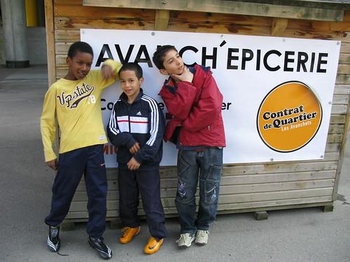 Les jeunes d'Avanchets IMG_4519