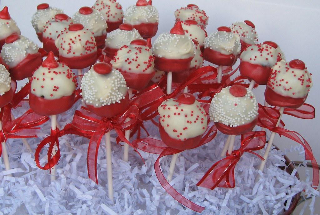 Picnic Cupcake Pops