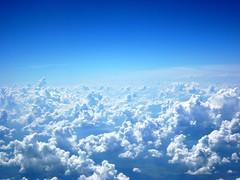 Nuvens (Jakza) Tags: céu nuvens aéreas azul blue duetos frenteafrente nanaturezainnature game challenge