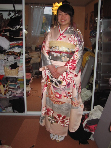 Friend in Furisode 5