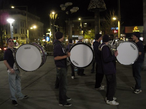 Garfield High School Bulldog Drumline
