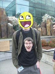 awesomeface (pieisexactlythree) Tags: 4chan awesomeface lulz