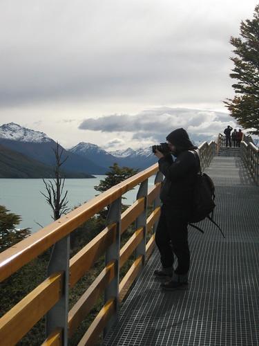 Mike, Glaciar Perito Moreno