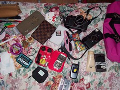 theWhat'sinMYbad. (marmaryells) Tags: whatsinyourbag