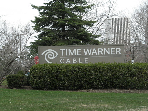 Time Warner Offices, Rochester Skyline
