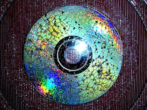 Come riciclare i vecchi cd