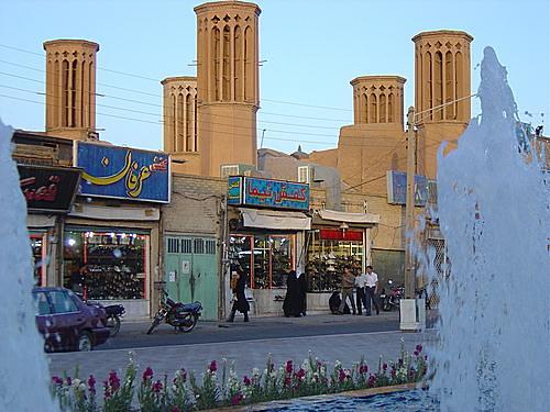 بادگیرهای شهر یزد 2 by you.