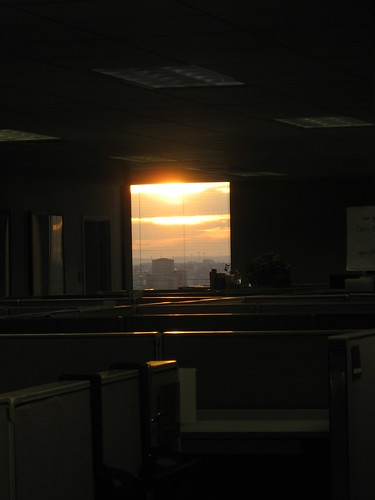 Office Sunset by you.