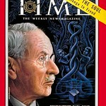 Jung on the cover of Time