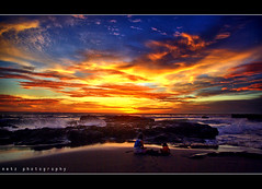 burn (memet metz) Tags: bali sol beach landscape photo burn metz pantai memet