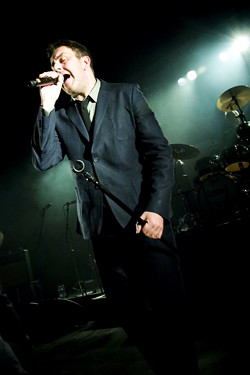 Terry Hall of The Specials played Birmingham O2 Academy by Dave Musson