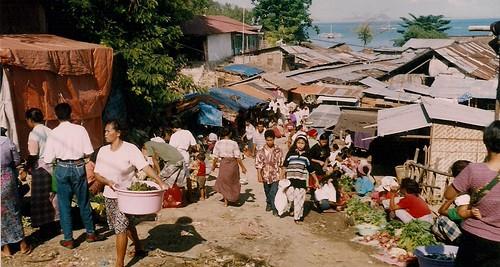 market, Labuan bajo