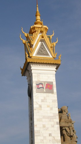 072.柬越友誼紀念碑 (Cambodia Vietnam Friendship Monument)