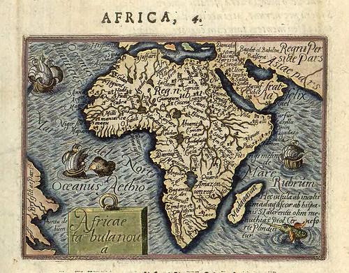 004-Africa-Theatri orbis terrarum enchiridion 1585