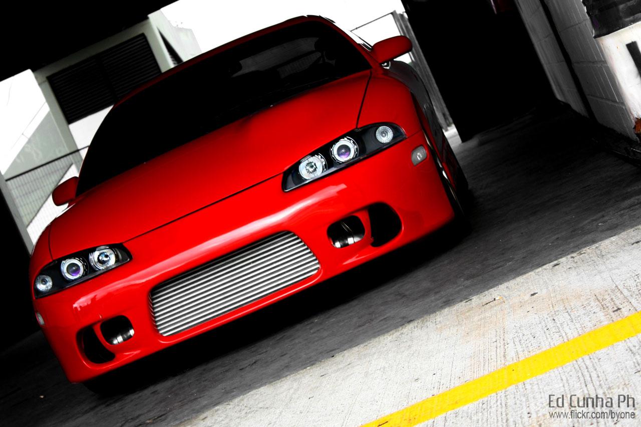 Mitsubishi Eclipse G2 GSX