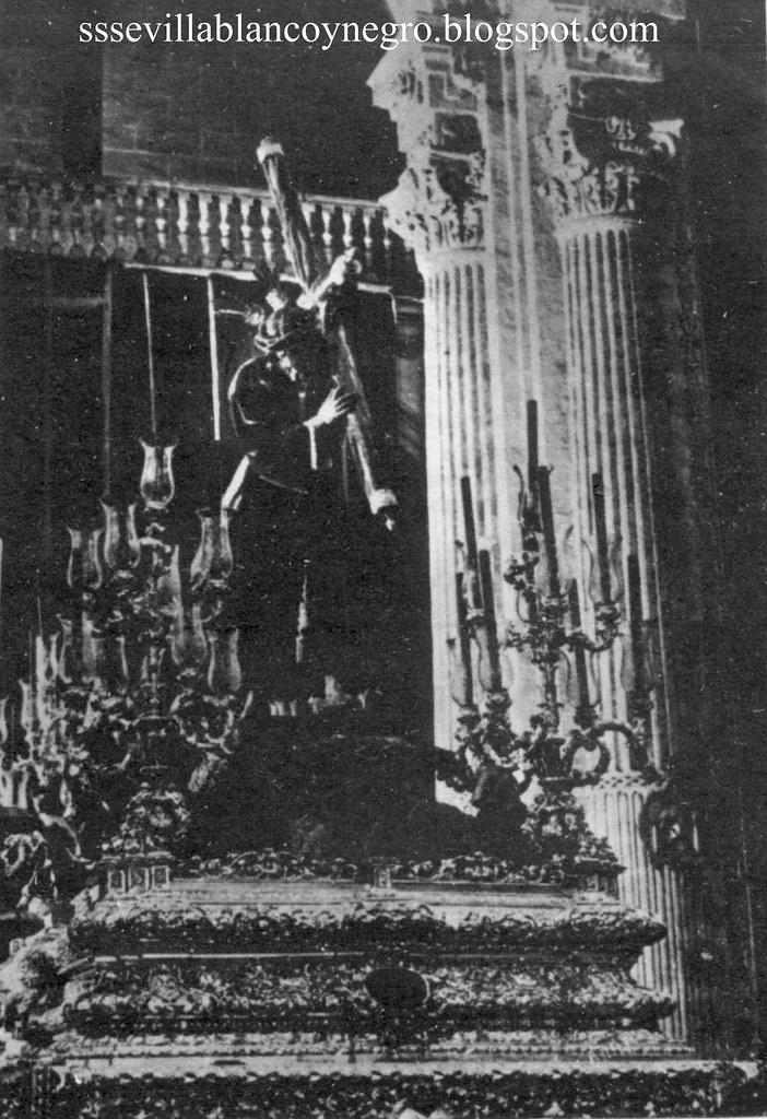Nuestro Padre Jesús de la Pasión 1942