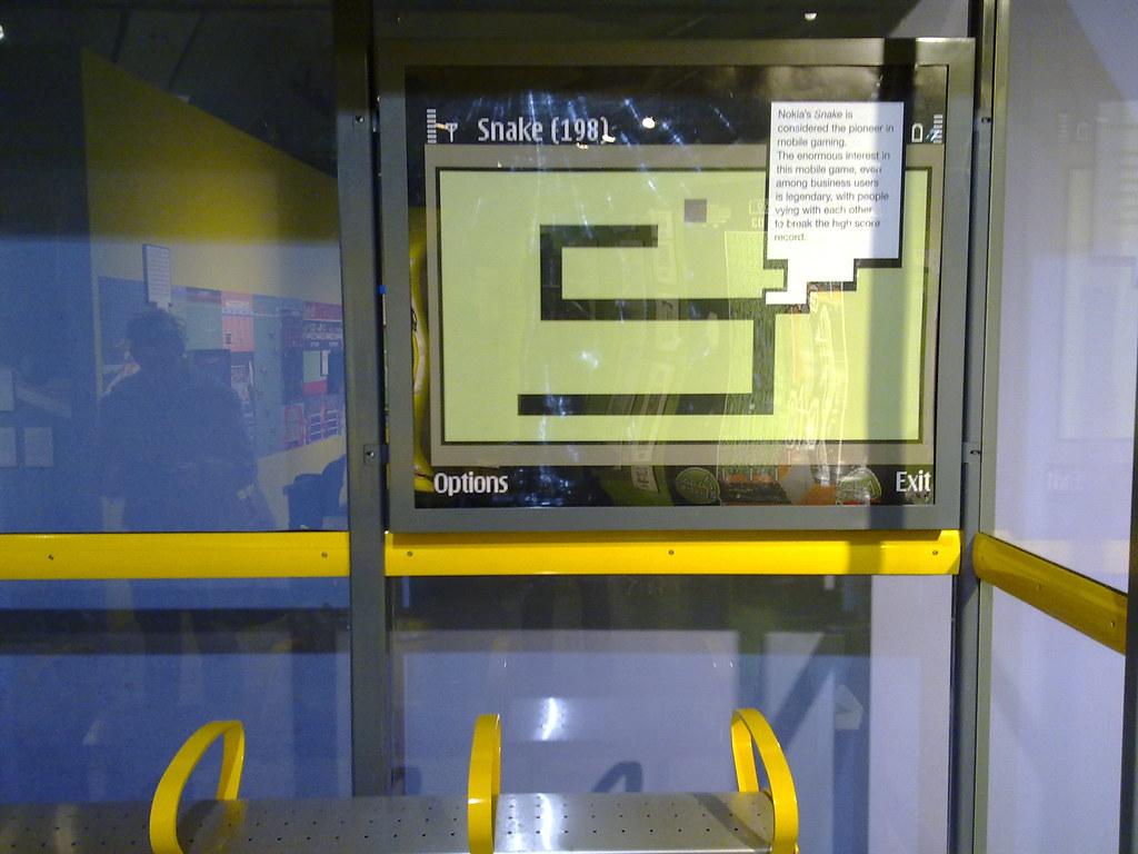 Mobile gaming display