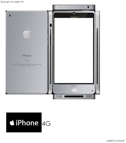 iPhone 4G Template