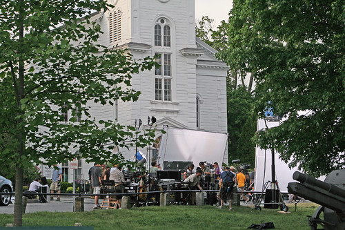 Hollywood comes to Southborough - Day 12